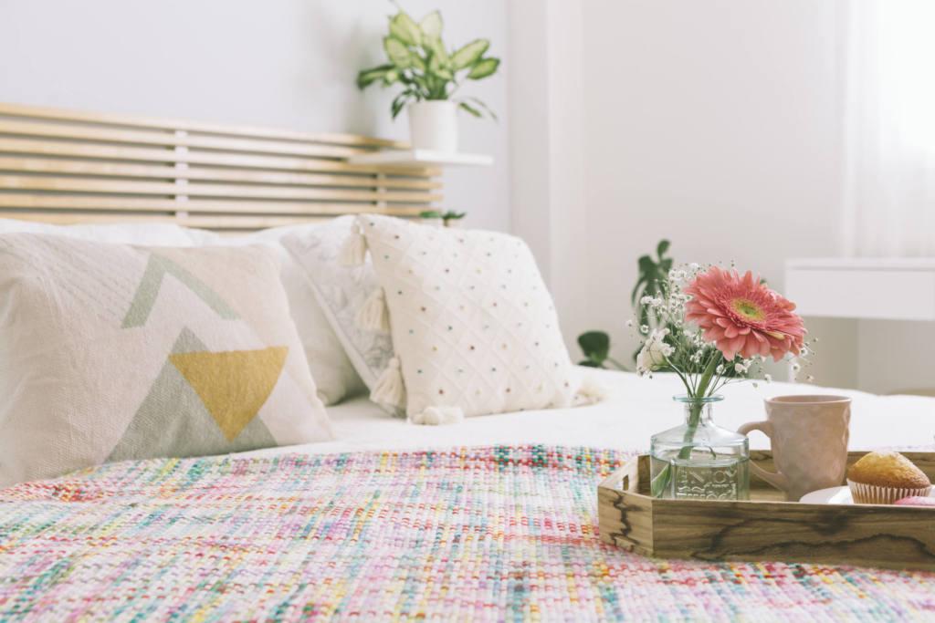 Alguns detalhes fazem toda a diferença no visual da cama