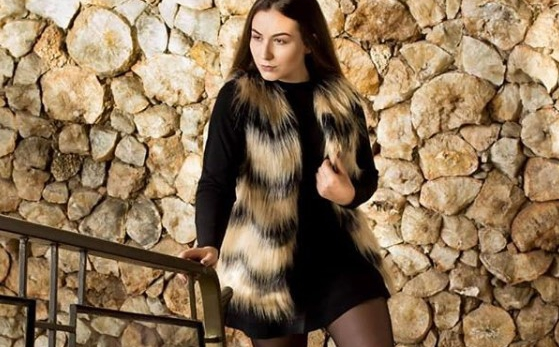 A Brisa Malhas está no Portal da Feira de Inverno com opções de vestidos de malha