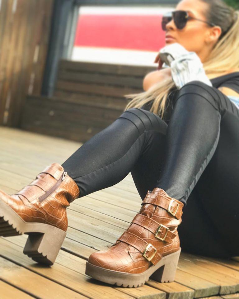 Com criatividade e ousadia, use botas de janeiro a janeiro. Foto: Calçados Killer