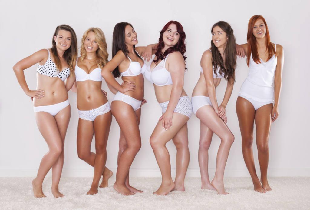 Cada tipo de corpo tem um modelo especial de lingerie, que vai deixá-la ainda mais linda. Foto: Boa Forma